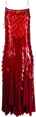 Couture Atu Body sequinned maxi dress