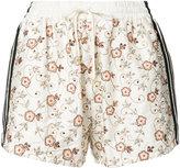 Ashish Taffeta shorts - women - Polyester - XS