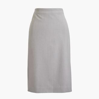 J.Crew Classic work pencil skirt