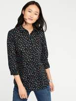 Old Navy Classic Printed Shirt for Women