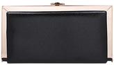 Carvela Georgia Matchbag Clutch Bag, Black