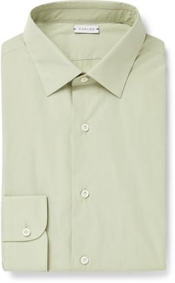 Caruso Slim-Fit Cotton Shirt