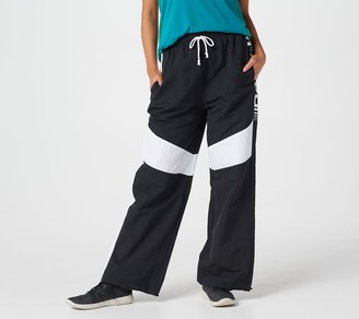 Reebok Meet You There Woven Wide-Leg Pants