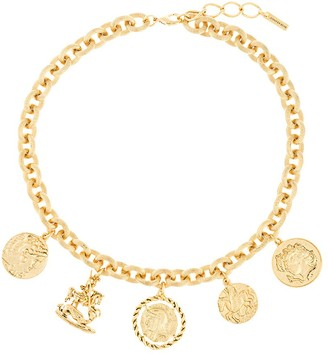 Jennifer Behr Romulus short necklace