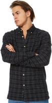 Barney Cools Button Up Ls Mens Shirt Black