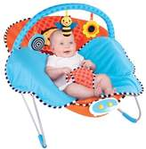 Sassy Cuddle Bug Bouncer, Whimsical Bumble Bee by