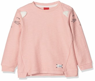 S'Oliver Baby Girls' 65.808.41.7851 Sweatshirt