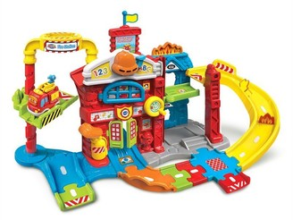 Vtech GO GO Smart Wheels Save The Day Fire Station