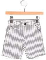 Bonpoint Girls' Striped Bermuda Shorts