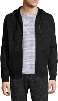 Bikkembergs Men's Hooded Cotton Sweater