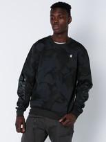 G Star Rackam Camo Crew Sweater