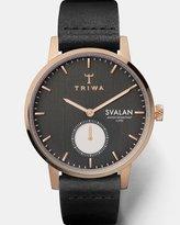 Triwa Noir Svalan Black Classic Super Slim