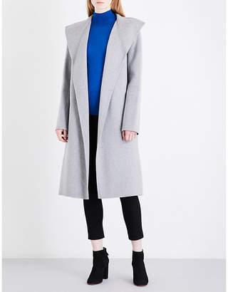 Joseph Ladies Concrete Luxury Lima Wool And Cashmere-Blend Coat