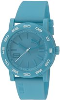 Puma Women's Move PU103202005 Rubber Analog Quartz Watch with Dial