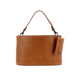 Marsèll Mandorla Leather Bag With Shoulder Strap