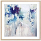 Denim & Pearls, Wall Art by Minted®, 30 x 30, Natural