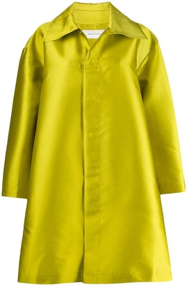 Marques Almeida Oversized Button-Up Coat
