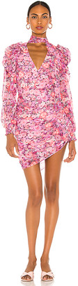 For Love & Lemons Cheyenne Mini Dress