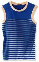 Petit Bateau Womens sailor-stripe vest top