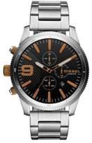 Diesel Advanced Stainless Steel Single-Link Watch