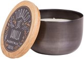 Paddywax Foundry Collection Gunmetal Tin Candle - Tobacco & Vanilla - 18 oz