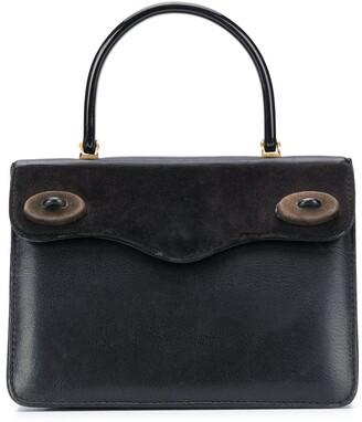 A.N.G.E.L.O. Vintage Cult 1950s Flap Tote Bag