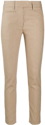 Dondup Low-Waist Skinny Trousers