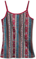 Epic Threads Girls' Vertical Geo-Print Cami, Only at Macy's