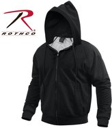 Rothco Thermal Lined Hooded Sweatshirt, - 4X Large