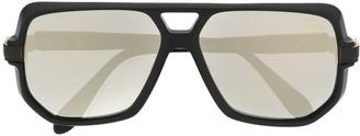 Cazal Aviator Frame Tinted Sunglasses