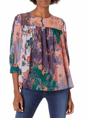Johnny Was for Love and Liberty Women's Blouse