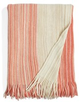 Nordstrom Ombre Stripe Throw