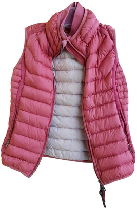 Parajumpers Pink Polyester Jackets