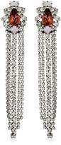 Giuseppe Zanotti Design Crystal Earrings