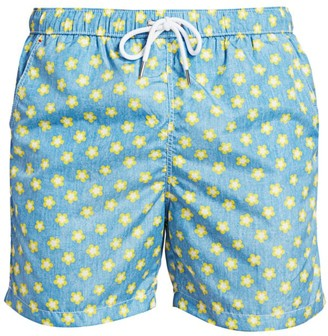 Saks Fifth Avenue COLLECTION Floral Swim Trunks
