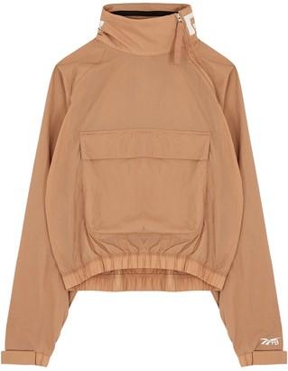 Reebok x Victoria Beckham Almond Logo Shell Jacket