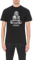 Billionaire Boys Club London Tour cotton t-shirt