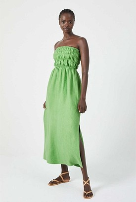 Witchery Shirred Top Dress