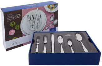 Villeroy & Boch Oscar 68-Piece Cutlery Set