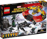 Lego Marvel Super Hero Thor play set