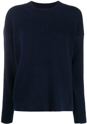 Christian Wijnants Kia ribbed knit jumper