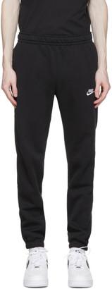 Nike Black Club Lounge Pants