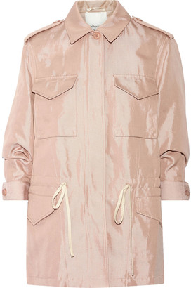 3.1 Phillip Lim Satin-twill Jacket