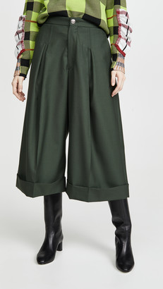 Toga Pulla Suiting Culottes