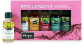 Kneipp Herbal Bath Rescue Kit by 5pc Set)