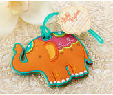 Kate Aspen Lucky Elephant Set Of 12 Luggage Tags