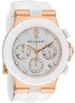 Bvlgari Diagono Chronograph Automatic Watch