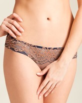 Valery Aduace Culotte Thong