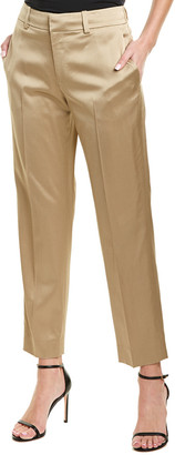 Jason Wu Shine Wool-Blend Suiting Pant
