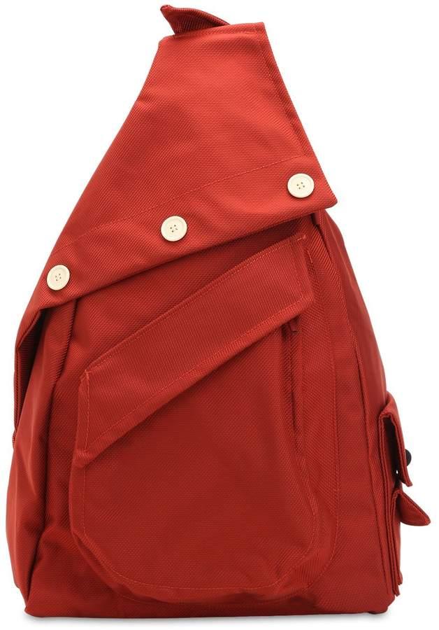 Raf Simons Eastpak Nylon Organizer Sling Backpack